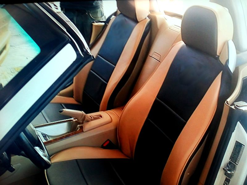 BMW Convertible 5 Series Covers