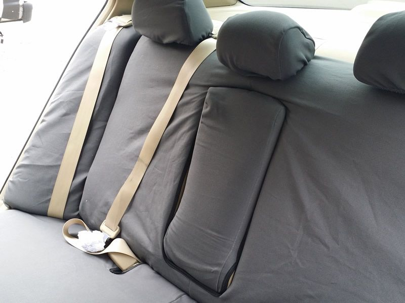 Honda Accord Rear Covers