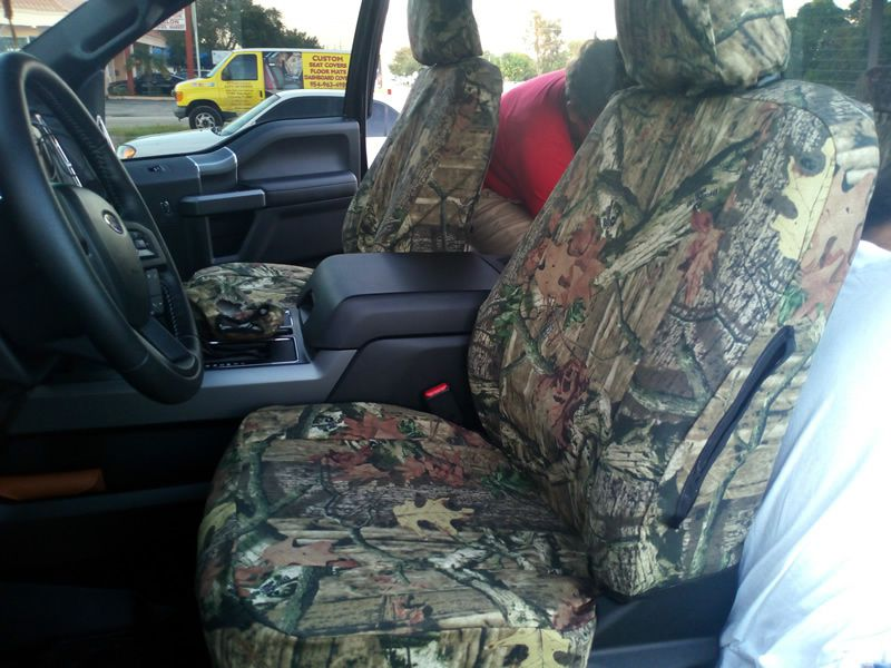 F-150 Front Seat Covers