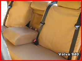 Volvo 940 Seat Covers