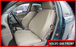 S40 Seat Covers