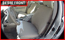S80 Seat Covers