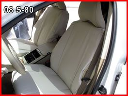 Volvo S80 Front Seat Cover
