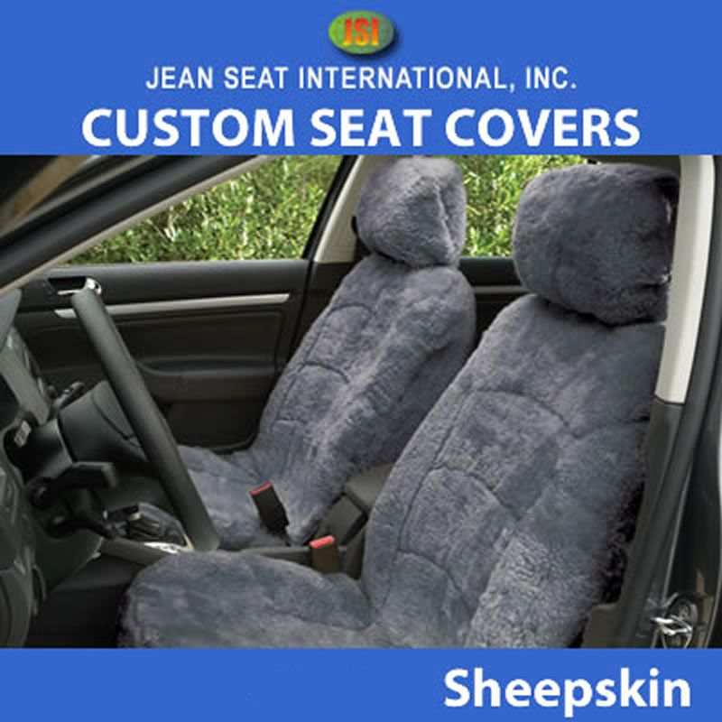 All Buckets Seat Sheepsklin Seat Covers
