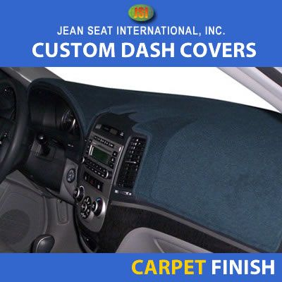 Carpet Finish Dash Covers
