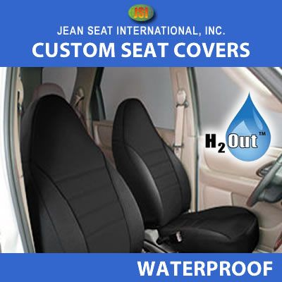 Waterproof Seat Covers Any Seat Style