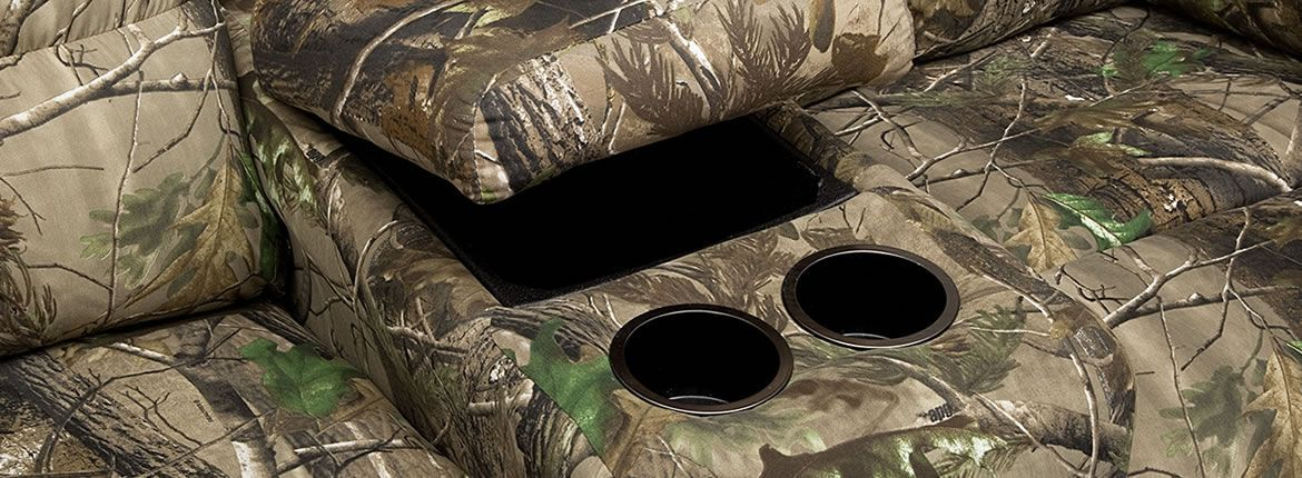 HUNTING SEASON CAMO SEAT COVERS